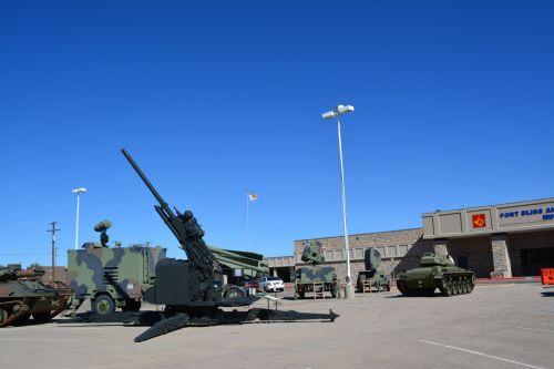 American Gun Military Weapon