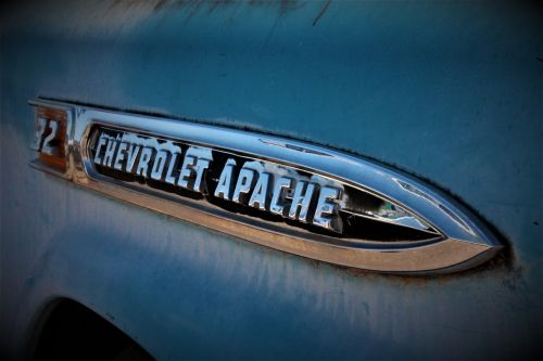 american truck chevrolet chevrolet apache