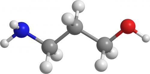 aminopropanol amines organic chemistry