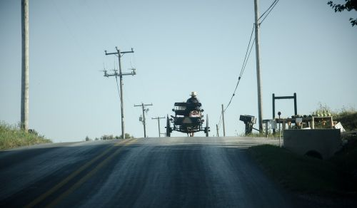 amish coach road