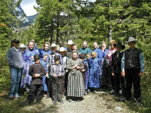 amish people persons