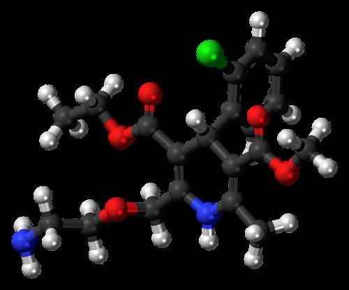 amlodipine calcium channel