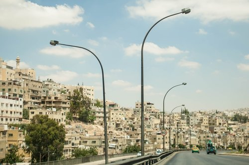 amman  downtown  jordan