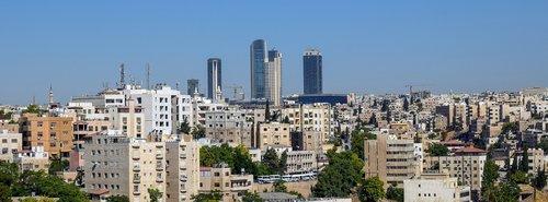 amman  jordan  city