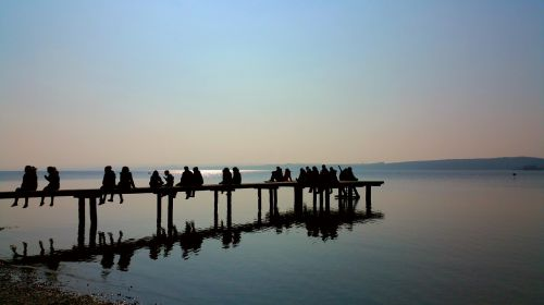 ammersee lake water