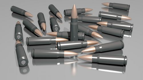 ammo bullet army