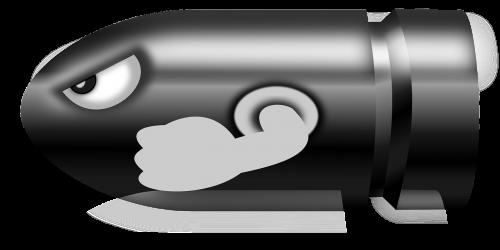 ammunition bullet face