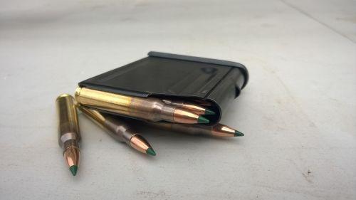ammunition magazine bullet