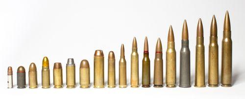 ammunition weapons cartridges