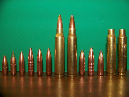 ammunition ammo bullets