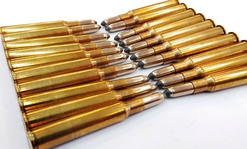 ammunition  rifle  weapons