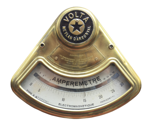 amp ammeter electricity
