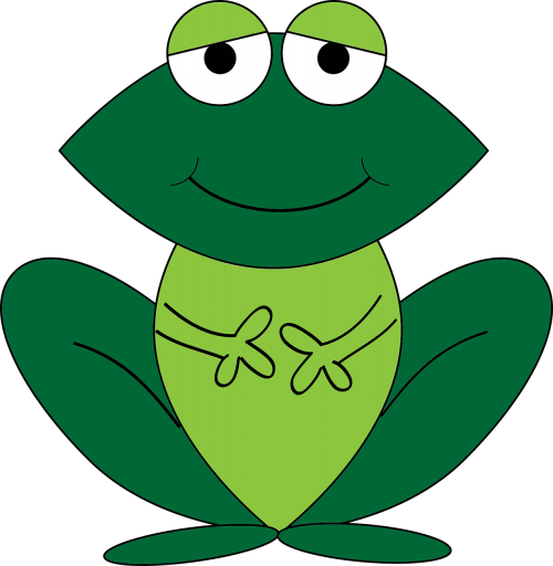 amphibian animal cartoon