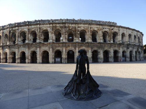 amphitheater bullring arena