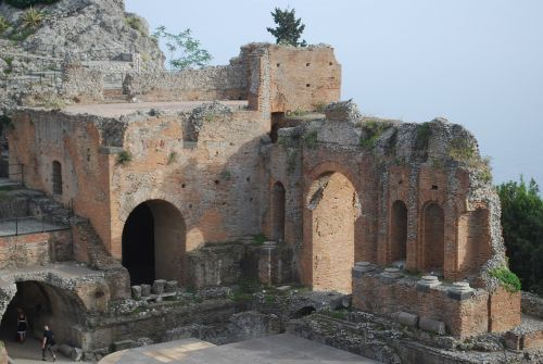 amphitheater italy classical