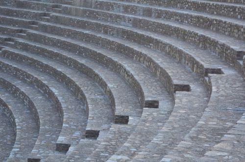 amphitheatre lyon building