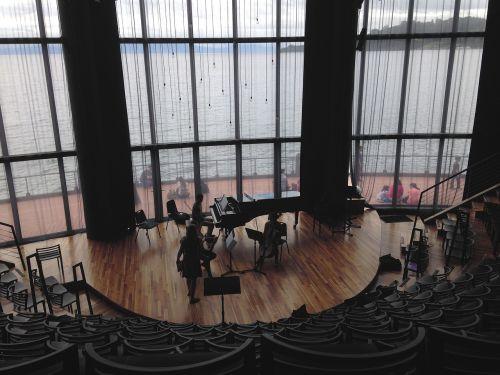 amphitheatre music musicians