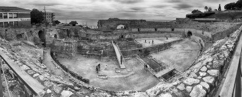 amphitheatre tarragona catalonia