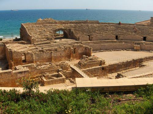amphitheatre monument city