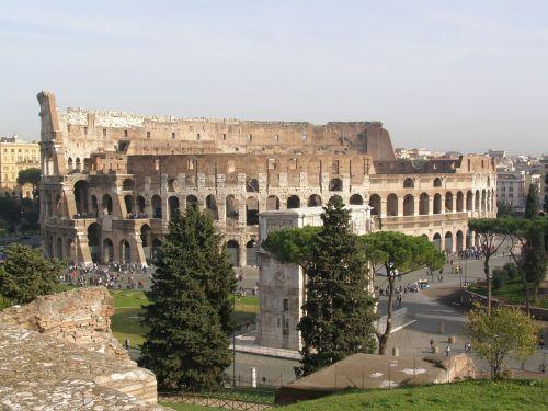 amphitheatre rome overview