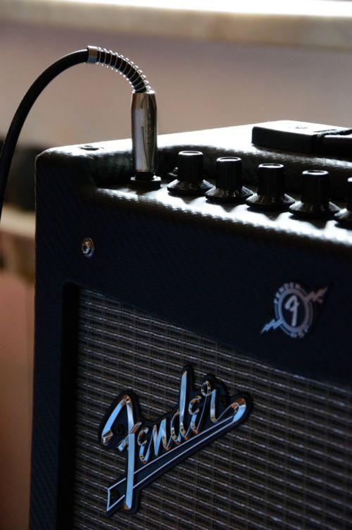 amplifier music rock