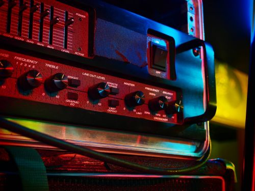 amplifier controls technology