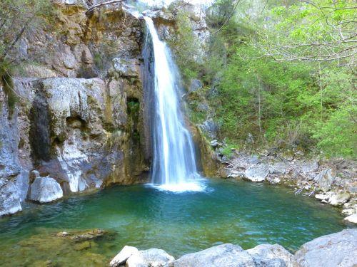 ampola cascata waterfall water