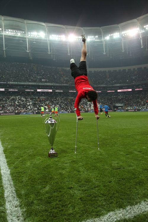 amputee national team turkey show