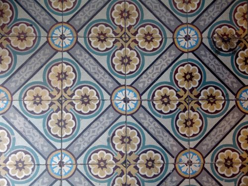 amsterdam tiles ground