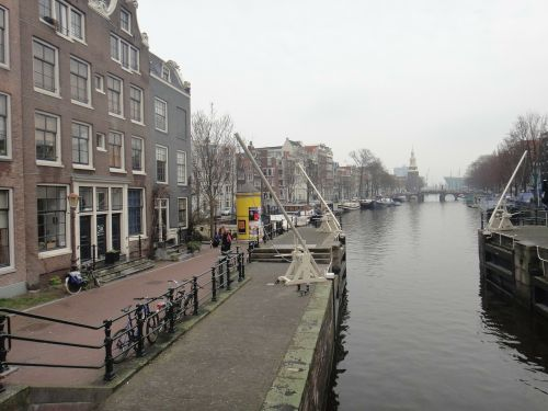 amsterdam canals channel