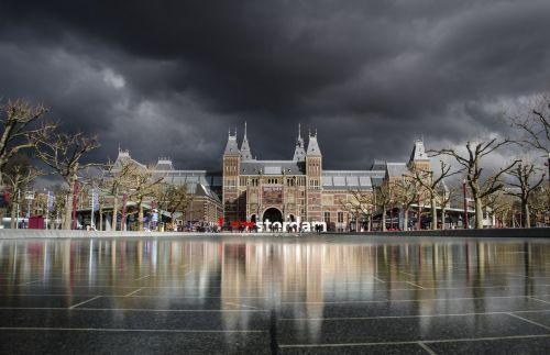 amsterdam museum rijksmuseum