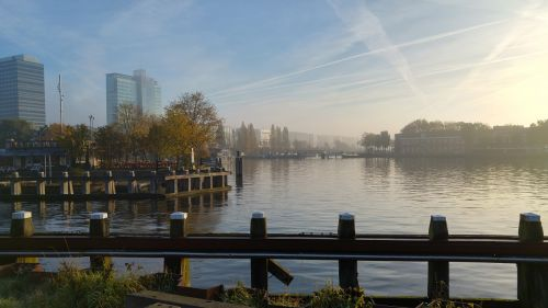 amsterdam west amsterdam morning