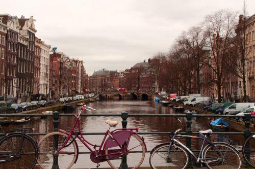 amsterdam bike bicycles
