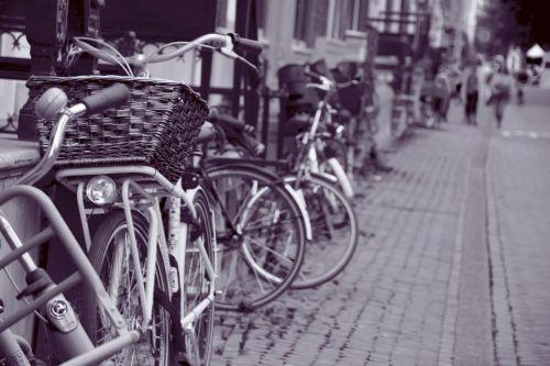 amsterdam bike graziella