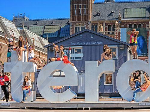amsterdam the netherlands holland