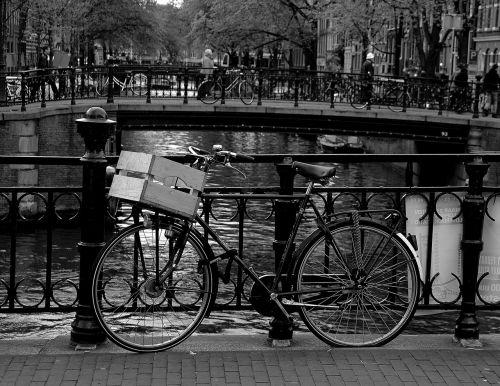 amsterdam canal wheel