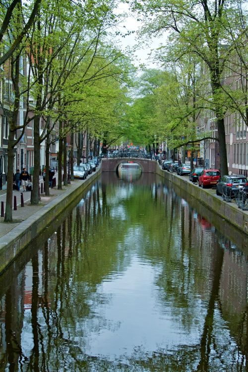 amsterdam channel canal