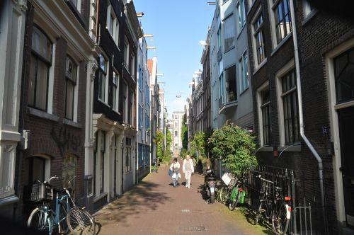amsterdam channels holland