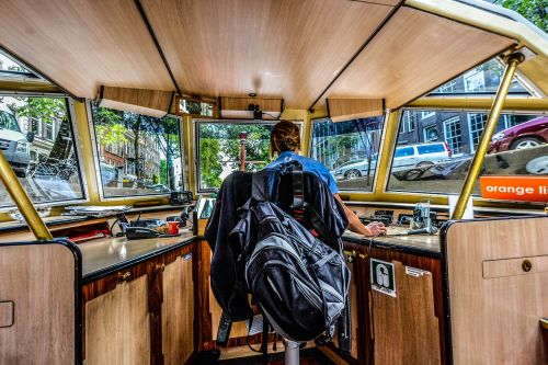 amsterdam canal driver
