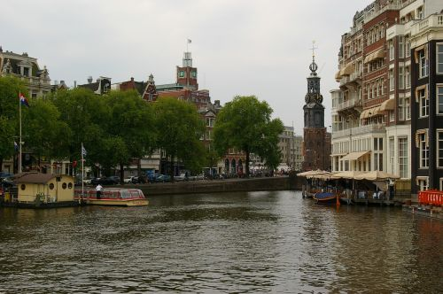 amsterdam river amstel