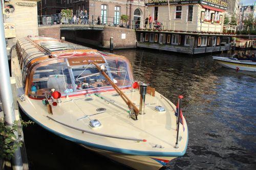amsterdam ship water