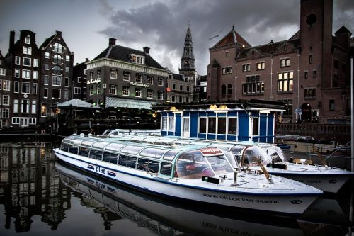 amsterdam boot channel