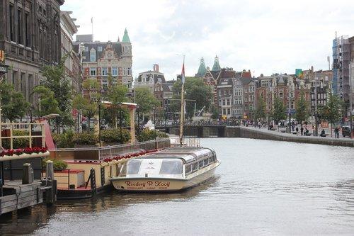 amsterdam  city  netherlands