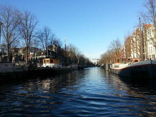 amsterdam netherlands channel
