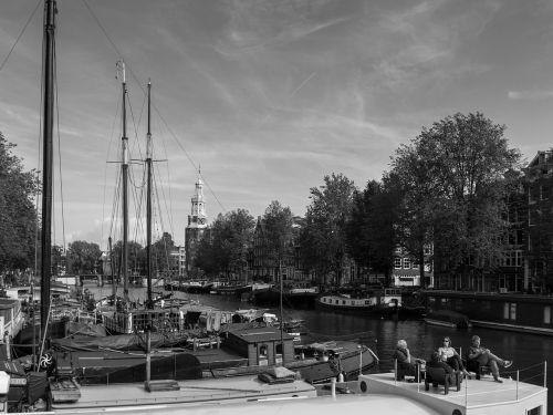 amsterdam netherlands water