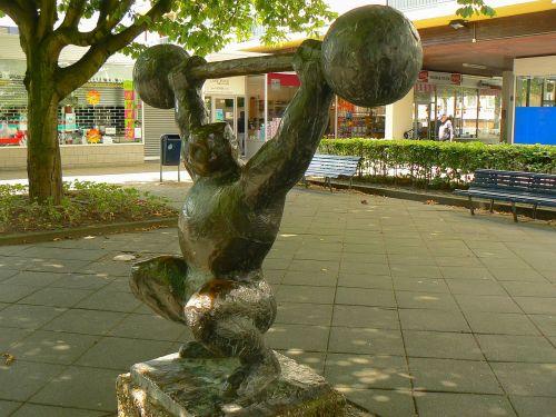 amsterdam statue sculpture