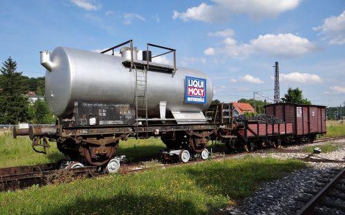amstetten oppingen narrow gauge tank wagons