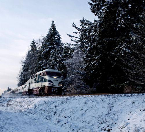 amtrak passenger train railway