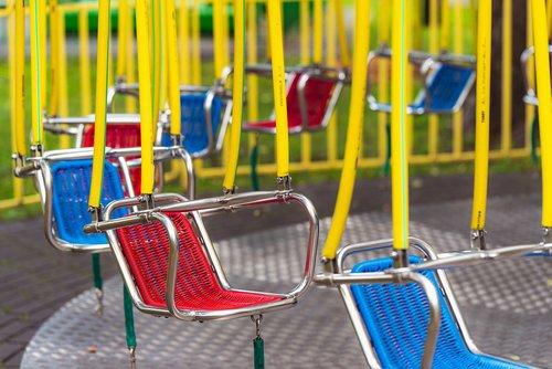 amusement  carousel  amusement park