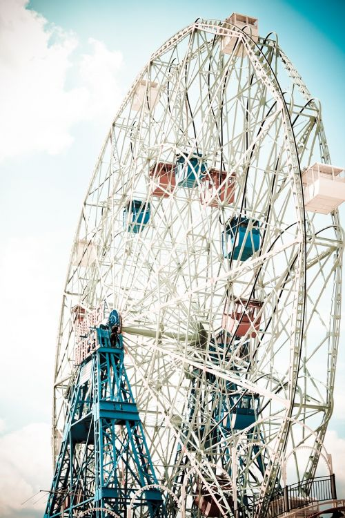 amusement park coney island nyc
